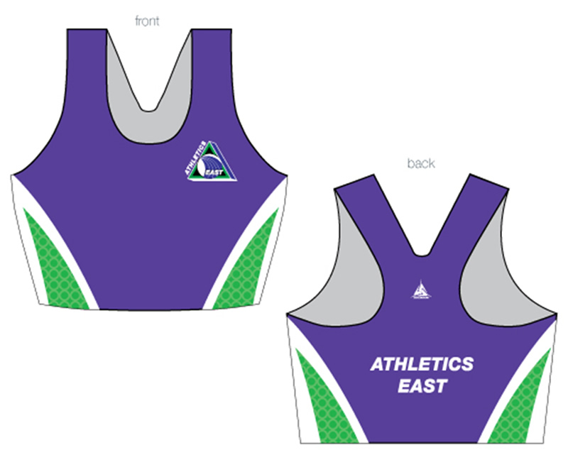 Female Competition Crop Top